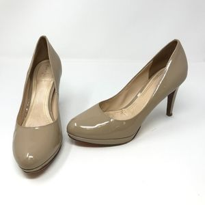 Cole Haan Nike Air Patent Leather Heels Pumps Shoe